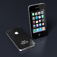 iphone4 ar3 3d model