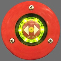 alarm button 3d model