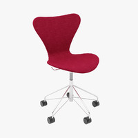 Series 7 Swivel Fully Upholstered