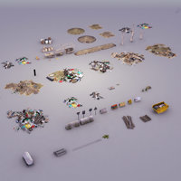 Rubbish_Pile_Builder_3DModel