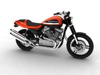 Harley-Davidson XR1200 2012