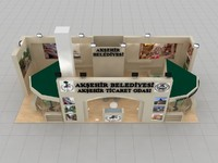 aksehir exhibition stand design
