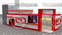 3ds max erol exhibition stand design