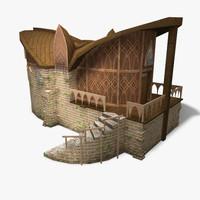 Elven Building