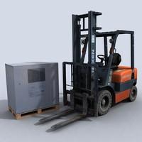 Forklift 3