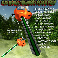 GasHedgeTrimmers