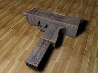3d ingram rusted