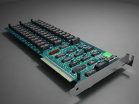 old 64kb pc ram 3d 3ds