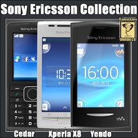 3 sony ericsson - 3d 3ds