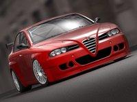 Alfa Romeo 156 WTCC Racing