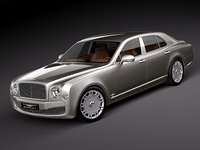 bentley mulsanne luxury max