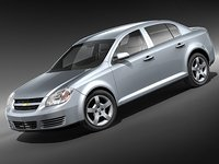 Chevrolet Cobalt Sedan 2006-2009