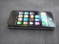 iPhone 4 - high detail