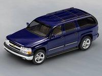 Chevrolet Suburban 2002-2006