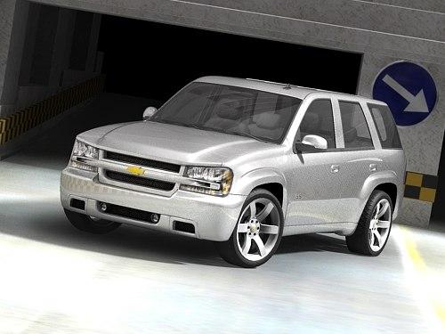 2015 Chevy Trailblazer Ss Chevrolet trailblazer suv ss