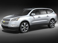 Chevrolet Traverse mid-poly