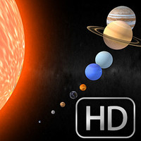 Solar System, elements