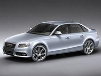 Audi A4 2008 Sedan