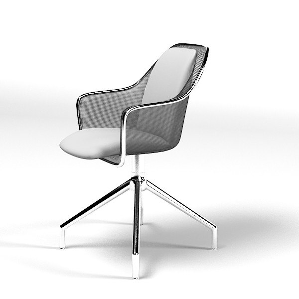 IUTA B & B italia office chair armchair modern contemporary designer.jpg