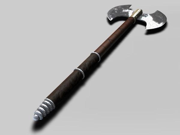 medieval executioner axe - 600×450