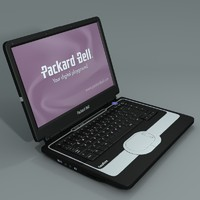 x laptop packard bell