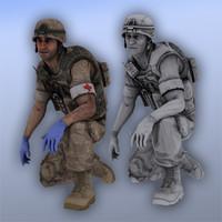 US Marine - Medic