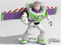 Buzz Lightyear Rigged
