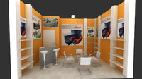 Adm exhibition stand design