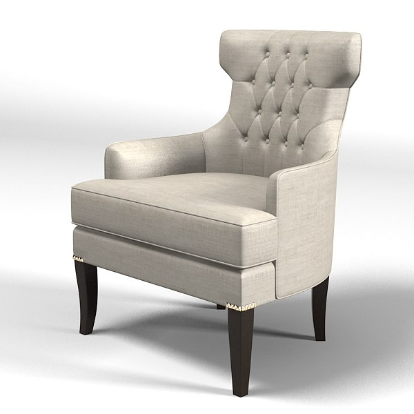 modern classic art deco chair armchair tufted tuft buttoned.jpg