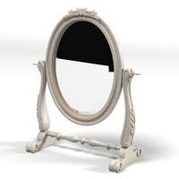 savio firmino psyche classic table mirror 4600