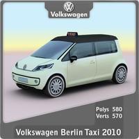 2010 concept berlin taxi 3d 3ds