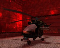 assault chopper 3d model