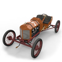 Model T Dirt Track Racer, 1913