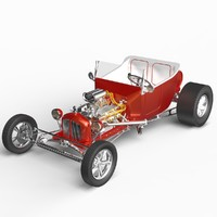 1927 T Bucket Hot Rod