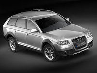 audi allroad 2007 3ds