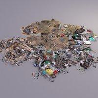 GarbageDump_3Dmodel