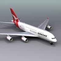A380_Qantas_3DModel