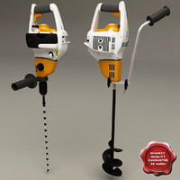 STIHL BT 45 Drill Collection
