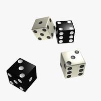 Monopoly & Clue Dice