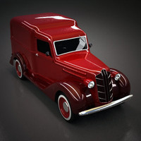 Dodge Panel 1936
