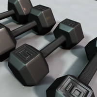 Dumbbell Weight Set