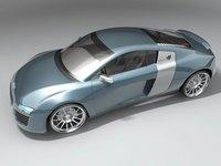 Audi Le Mans 2004