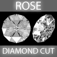 Rose Diamond cut