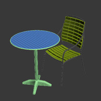 table and chair 02