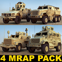 4 MRAP Pack