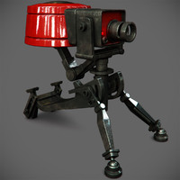 realistic team fortress 2 3d model