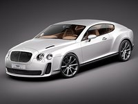 Bentley Continental supersports 2010