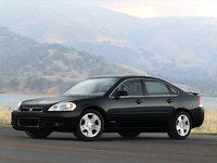 chevrolet impala 2006 sedan 3d 3ds