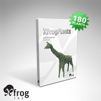 XfrogPlants Landscaping DVD