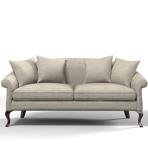 3ds max maries corner louisiane for Sofa modern classic